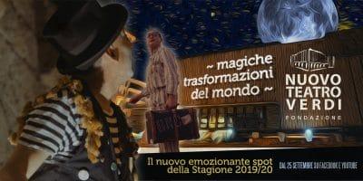Magiche trasformazioni del mondo